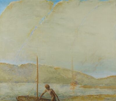 Arthur Polonsky, 'Returning', ca. 1964