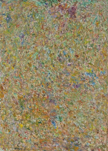 Milton Resnick, 'Abstraction', 1963
