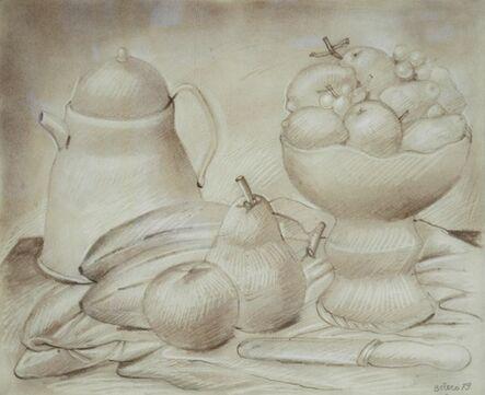 Fernando Botero, 'Natura morta (Still Life)', 1979