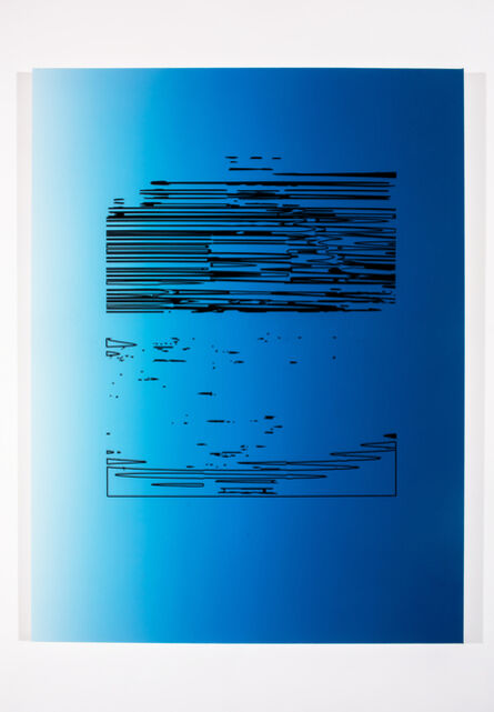 John Pomara, 'Almost Blue', 2019