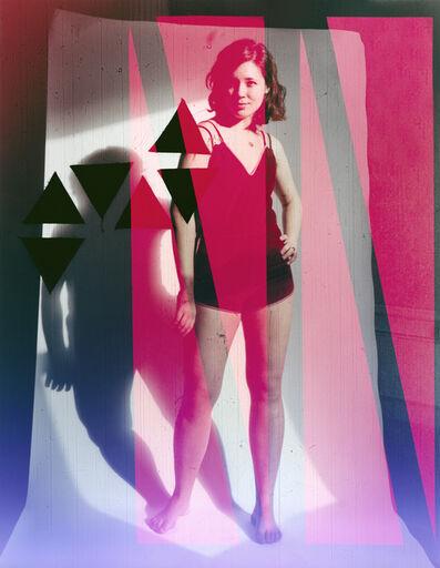 Hannah Whitaker, 'Red 406'