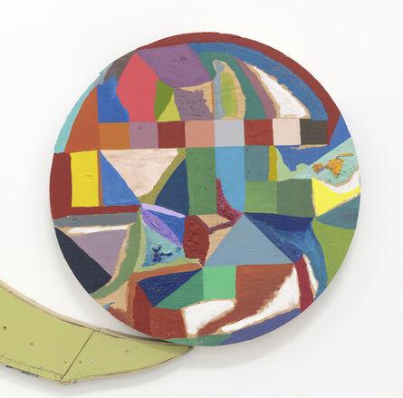 Chris Johanson, 'Untitled no.1', 2014