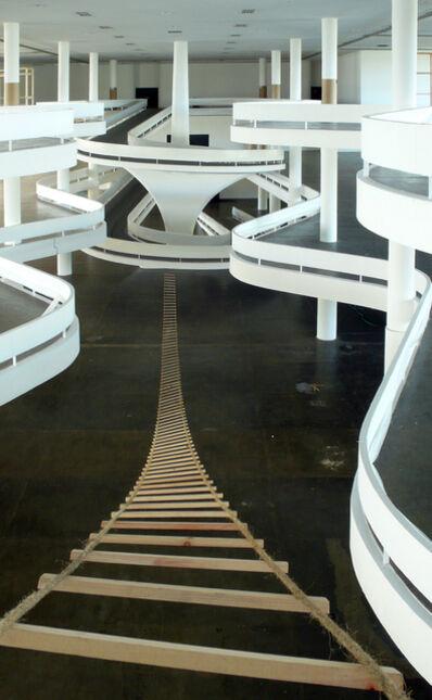 Rochelle Costi, 'Residência - Escada Descida', 2010