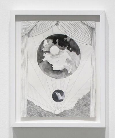 Marc Swanson, 'Between the sun & the moon', 2017