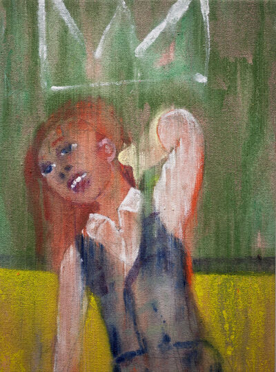 Danny Licul, 'Sock Puppet Presentation (#31)', 2013