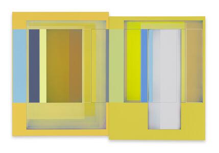 Patrick Wilson, 'Pacific Gold', 2021