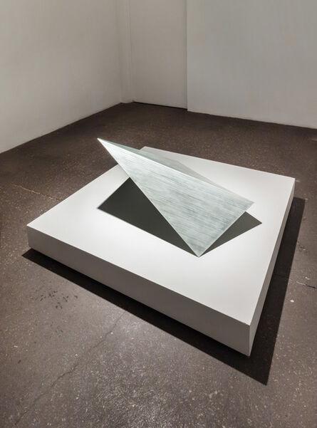Jennifer Rose Sciarrino, 'Folded Facet 2 (Bronze)', 2012