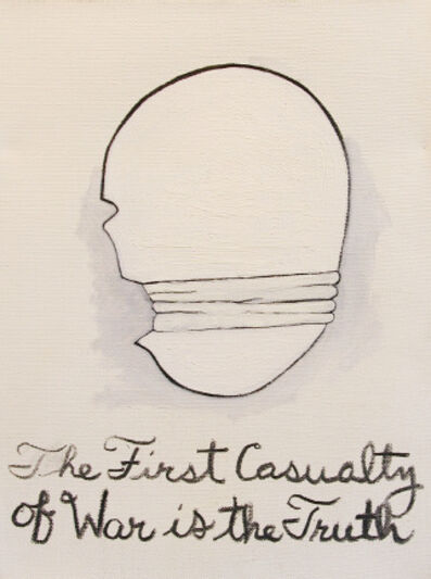 William S. Dutterer, 'The First Casualty of War is the Truth', 2004
