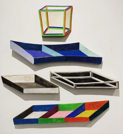 Clark Derbes, 'Installation View 5 Pieces', 2019