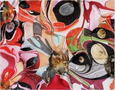 Christopher Beane, 'Marbled Phalaenopsis Orgy #1', 2011