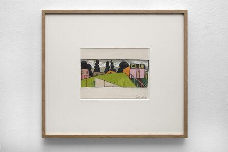 Ken Price, 'Nite Club', 1978