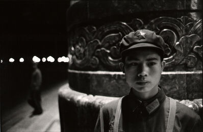 Marc Riboud, 'Young soldier, Beijing', 1971
