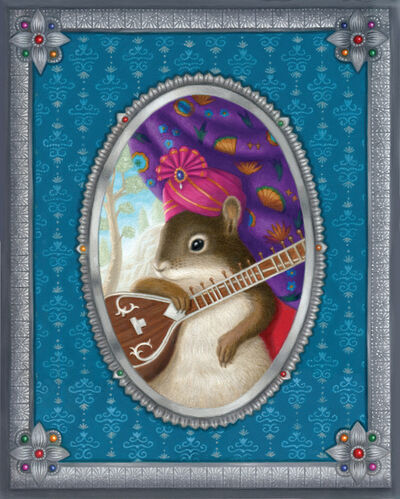 Gina Matarazzo, 'Ravi the Squirrel', 2017