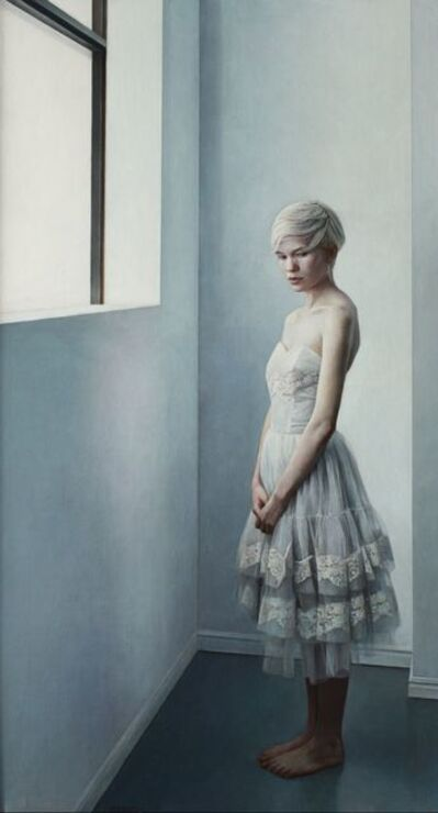Shaun Downey, 'White Dress', 2012