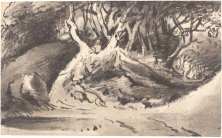Dr. Thomas Monro, 'Wooded Landscape'