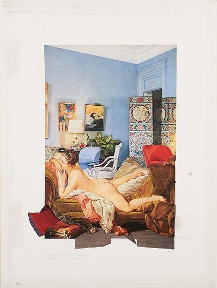 John O'Reilly, 'Apartment Interior (Boucher)', 1981
