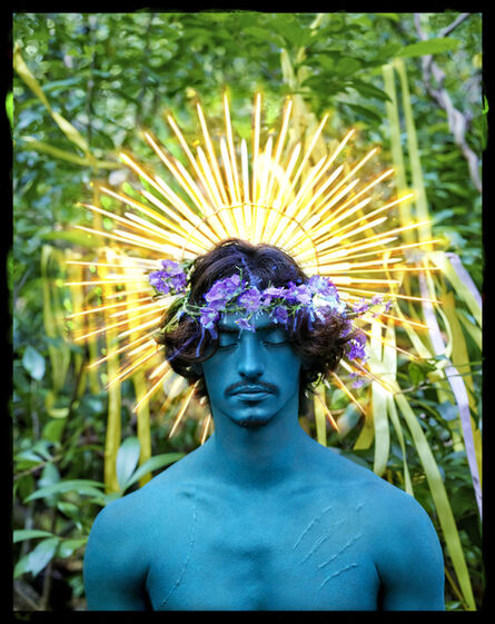 David LaChapelle, 'Behold', 2015