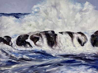 Terrill Welch, 'Storm Watching', 2013
