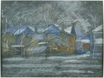 Dwight Williams, 'Untitled Landscape (Chittenango Creek)', 1924
