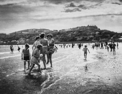 Thurston Hopkins, 'Scarborough Beach', 1952