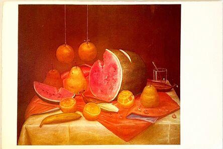 Fernando Botero, 'Nature morte', 1976