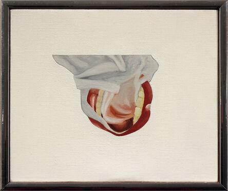 Tom Wesselmann, 'Smoker Study', 1973