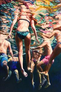 Anne Leone, 'Cenote Azul #34', 2018