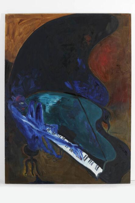 Rainer Fetting, 'Ed Mubutu II', 1983