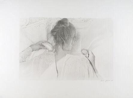 Joyce Tenneson, 'Woman's Back and Shells', 1980