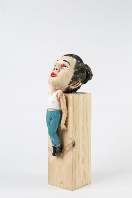 """Kiko Miyares, '""""Despeana""""', 2020"""