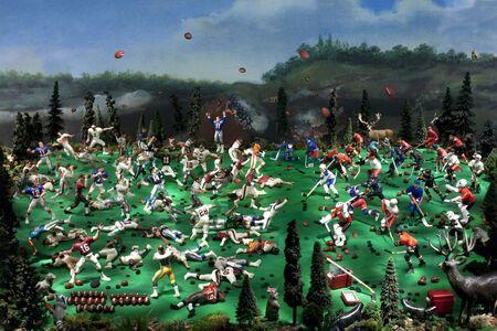 Diana Thorneycroft, 'The Battle of Queenston Heights (War of 1812)', 2013