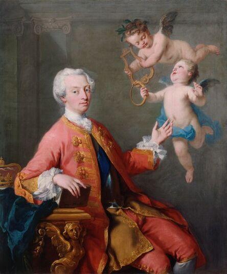 Jacopo Amigoni, 'Frederick, Prince of Wales', 1735