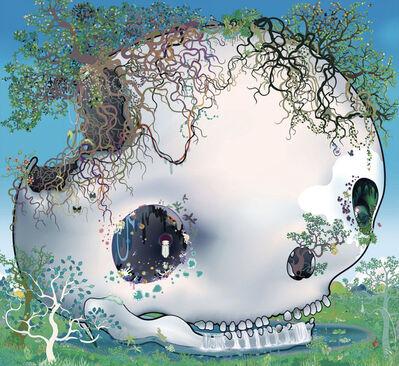 Chiho Aoshima, 'Fountain of the Skull', 2008
