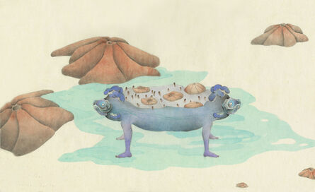 Yu Han, '噤聲圖冊4 ', 2015
