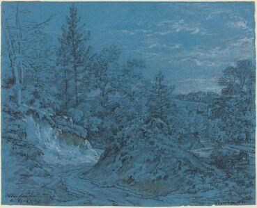 Max Joseph Wagenbauer, 'Altenhausen bei Freysing', 1821