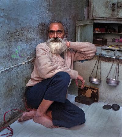 Neil O. Lawner, 'Portrait #1 India', 2020