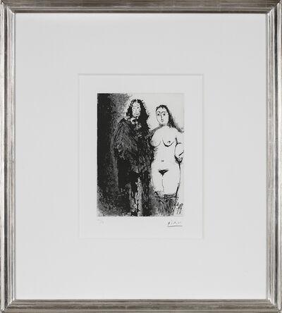 Pablo Picasso, '20 June 1968 VI', 1968