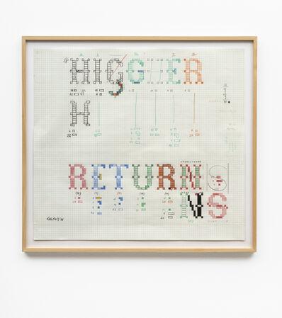Reinhard Voigt, 'Higher Returns', 2006