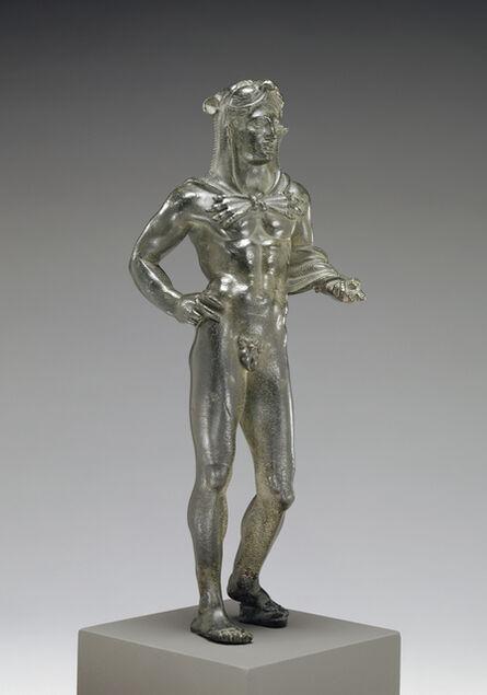 'Votive Statuette of Hercle', 320 -280 BCE