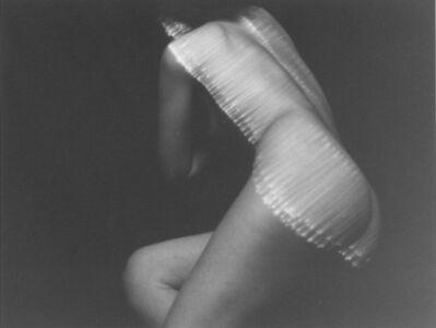 Erich Hartmann, 'Laser nude, unique vintage print', 1978