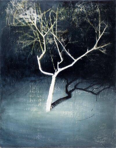 Xiao Zheluo 肖喆洛, 'White Tree', 2012