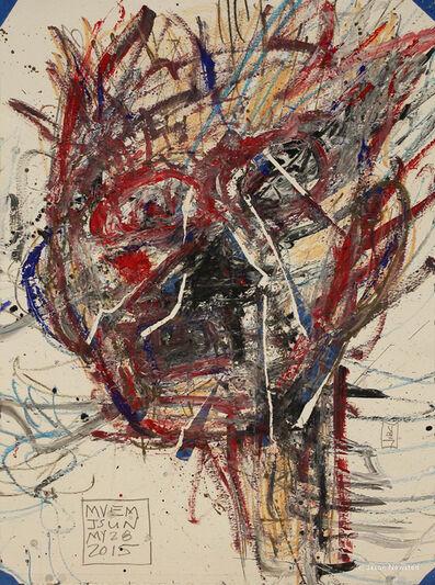 Jason Newsted, 'Self-Portrait 52'