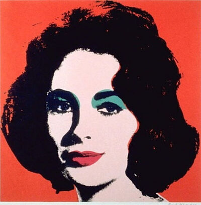Andy Warhol, 'Andy Warhol 'Liz' Print 1964', 1964