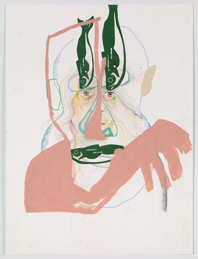 Brian DeGraw, 'Self Portrait', 2020