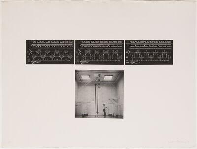 Bernhard Leitner, 'Vertikaler Raum / Vertical Space', 1974