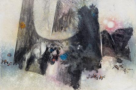Hu Chi-Chung 胡奇中, 'Painting 6828', 1968