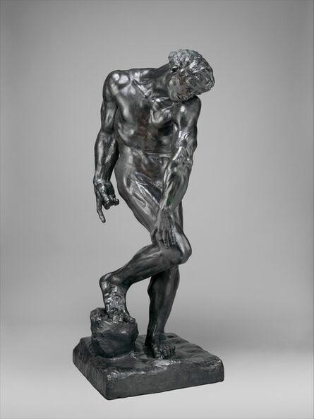 Auguste Rodin, 'Adam', ca. 1880–1910