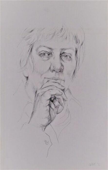 Barbara Swan, 'Self-Portrait', 1972