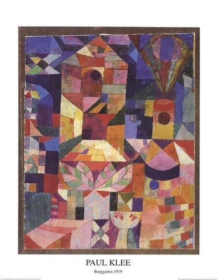 Paul Klee, 'Garden View', 1995