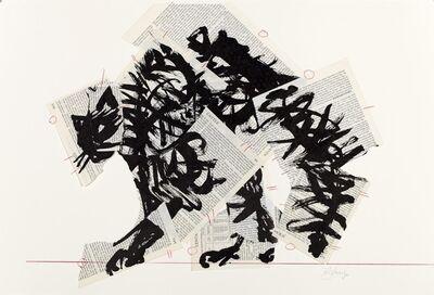 William Kentridge, 'Universal Archive: Ref. 21:D ', 2012